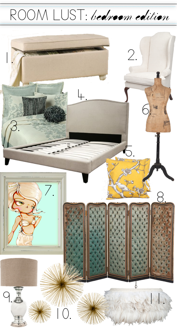 Must Haves Bedroom Edition