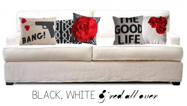 current obsession – statement pillows