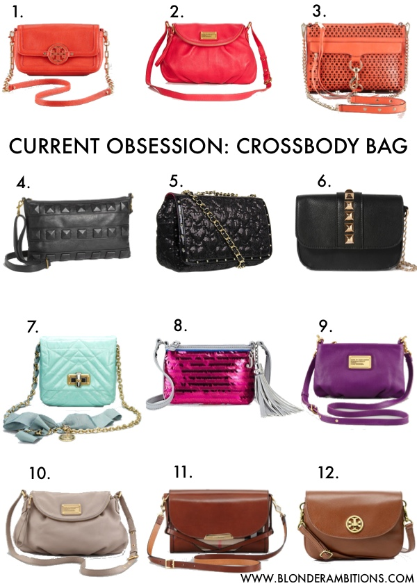 babdc1c98e1 CURRENT OBSESSION - CROSSBODY BAGS - Blonder Ambitions