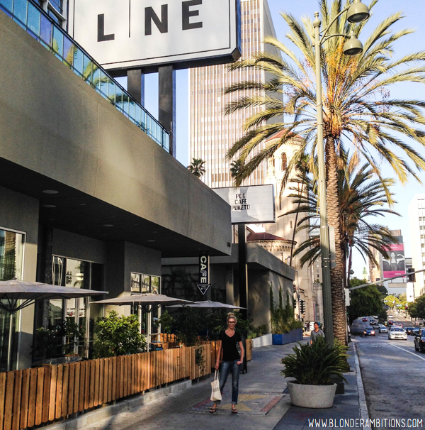 The line hotel - The line hotel los angeles ...